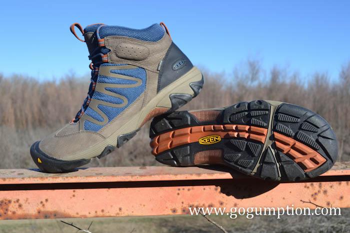 KEEN Verdi Mid Hiking Boots