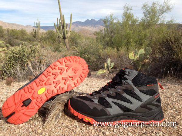 Hi Tec Womens Bryce  Wp Outdoor Shoes