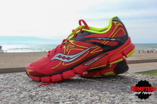 Evolution, not Revolution: The Saucony Mirage 4