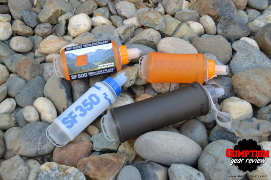 Review: Hydrapak Soft Flask Bottles