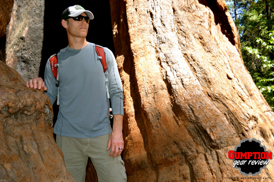 Review: Mountain Hardwear CoolHiker™ Long Sleeve T