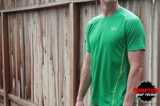 Review: Mountain Hardwear CoolRunner Short Sleeve T