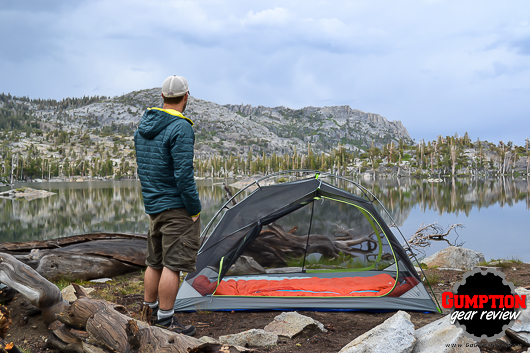 Review: Kelty TN2 Tent
