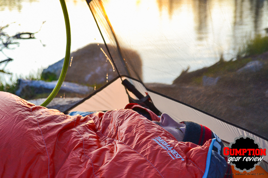 Therm-a-Rest Antares HD 3 Season Sleeping Bag