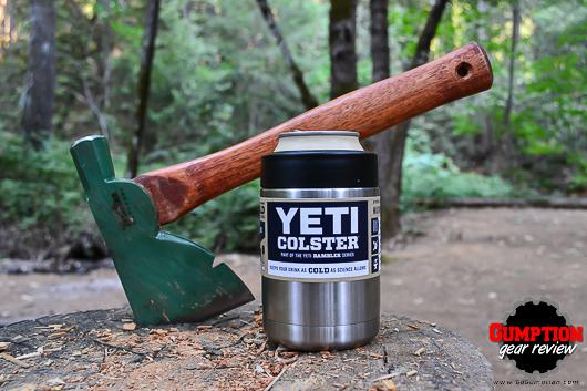 The Yeti Colster