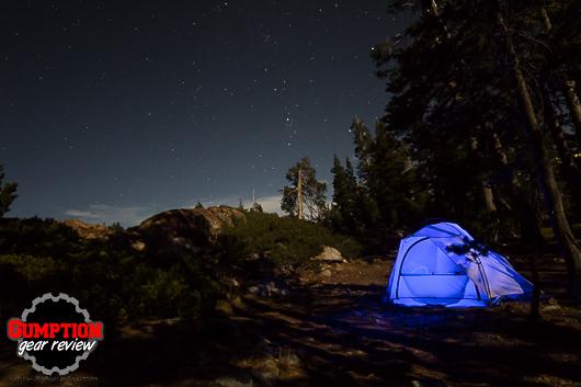Backcountry Innovation: The Sierra Designs Lightning 2 Tent