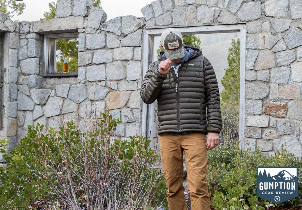Sherpa Adventure Gear Nangpala Hooded Down Jacket