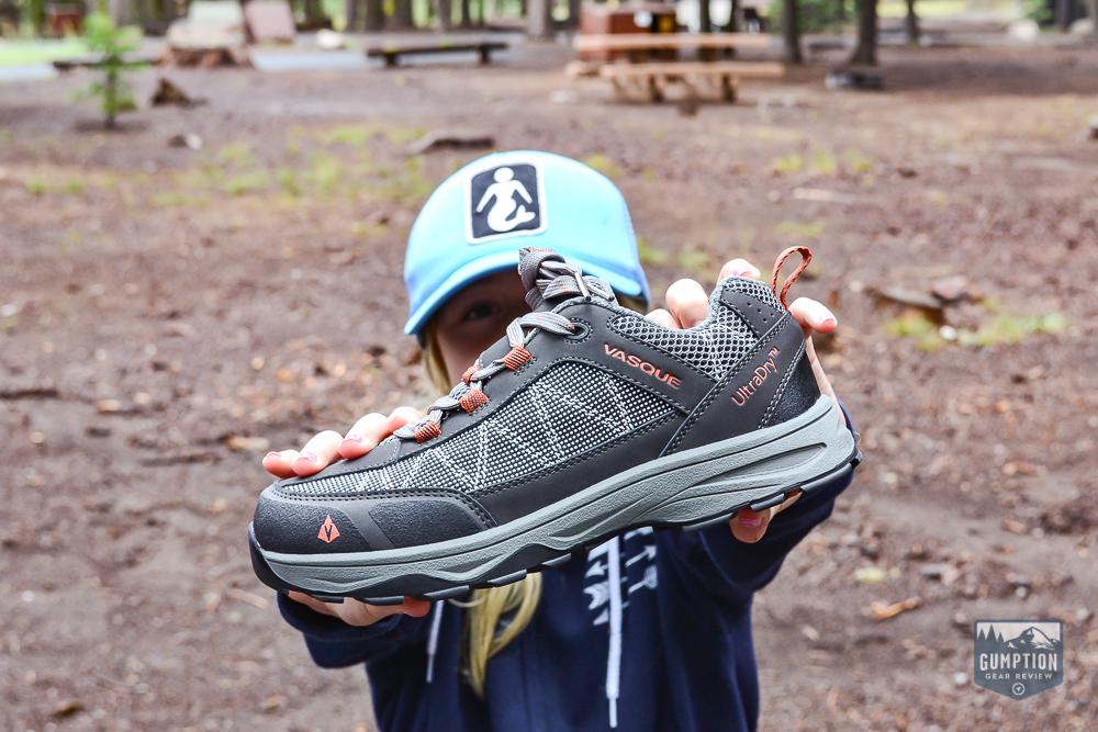 39e285fb579 Vasque Monolith Low UltraDry Hiking Shoe – Kids'