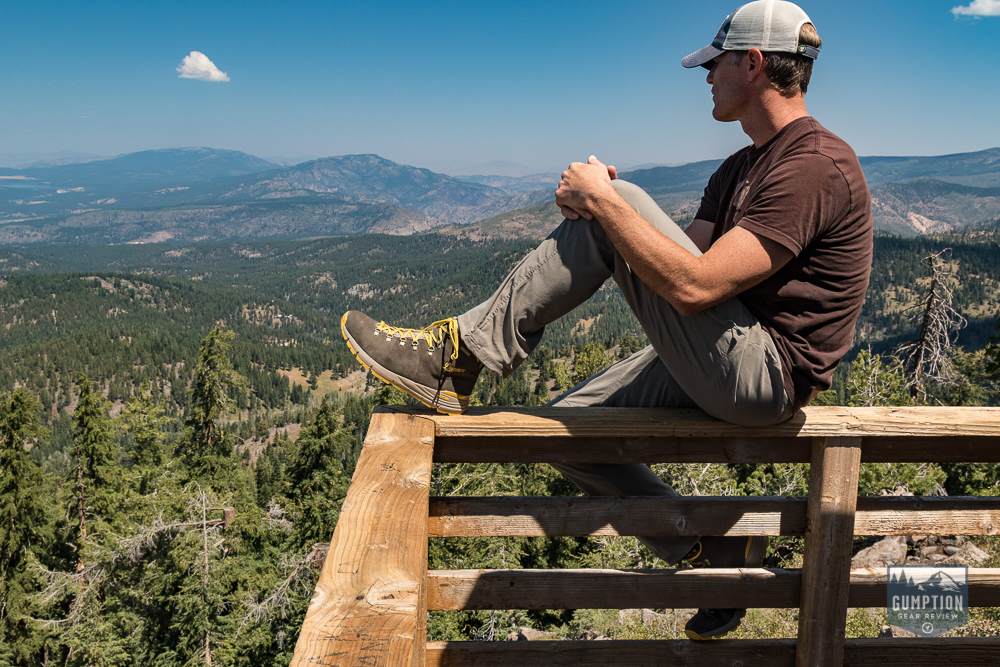 Review Danner Mountain 600